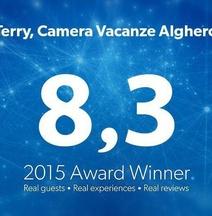 Terry, Camera Vacanze Alghero