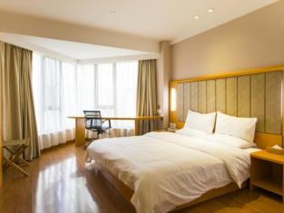 Ji Hotel Nantong Xinghu 101 Pedestrian Street
