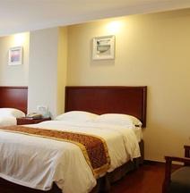 Greentree Inn Chaoyang City Chaoyang Street Fangzhi Road Express Hotel