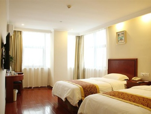 GreenTree Inn Fujian Sanming West Bus Station Express Hotel