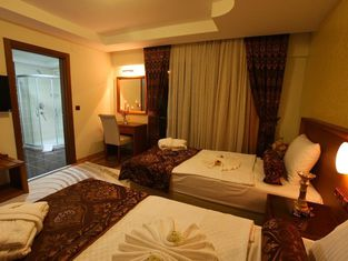 Saadet Grand Boutique & Business Hotel