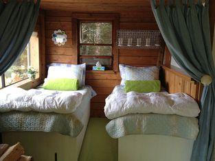 North Beach Cabins