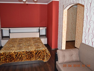 Apartment At Ulitsa Tatischeva