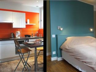 """Appartements """"Pieds à Terre"""" à Lorient - Lumineux - Tout Confort"""