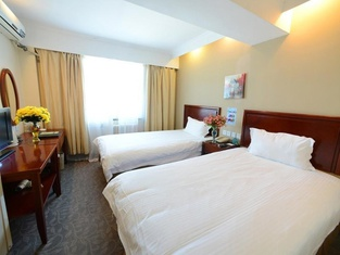 Greentree Inn Jinan Shengli Hospital Weiba Road Business Hotel