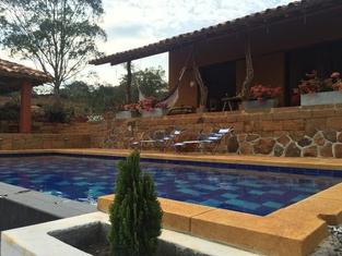 Casa Upa ,casa con Piscina espectacular, Barichara