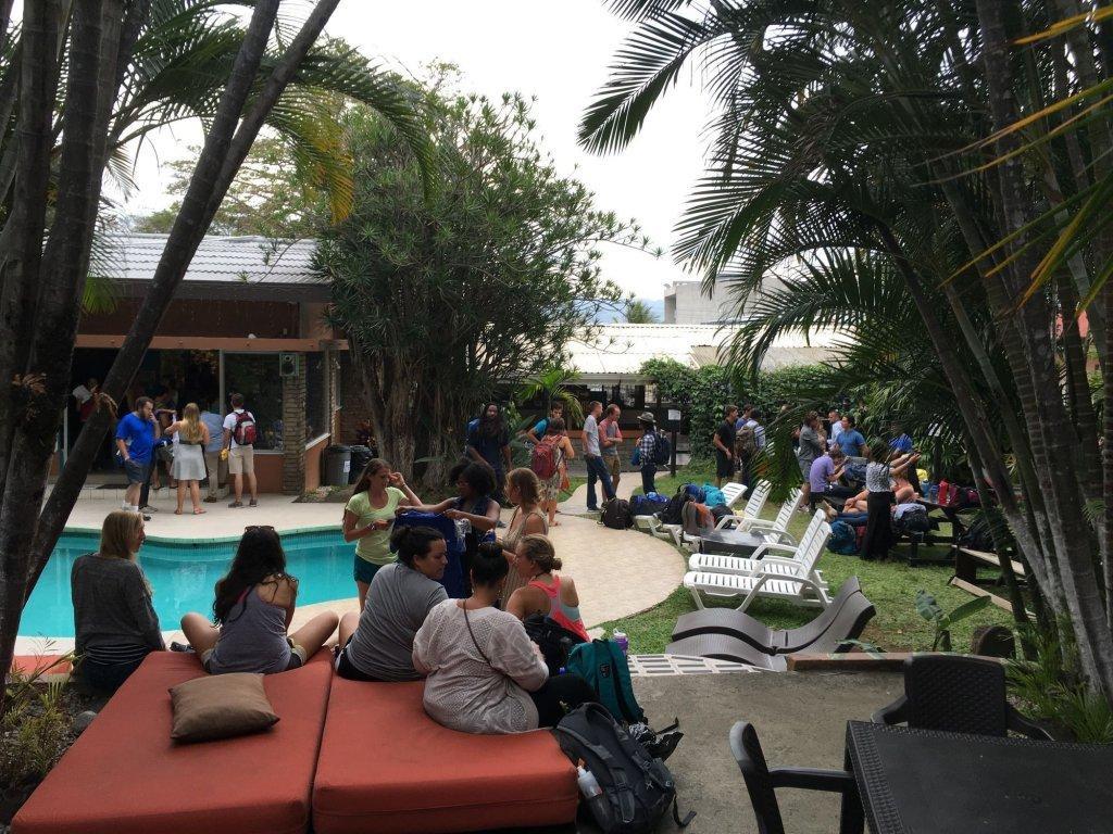 Costa Rica Backpackers - Hostel