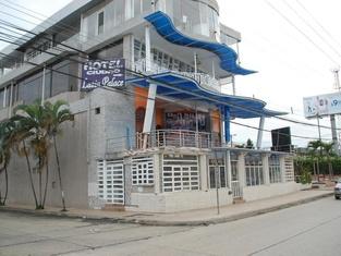 Hotel Ciudad Latin Palace
