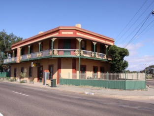 Pampas Motel Port Augusta