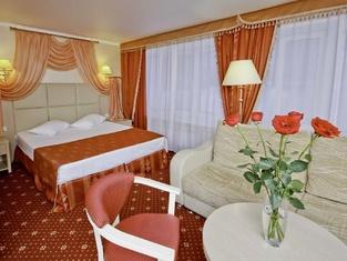 Hotel Amaks Polyarnaya Zvezda