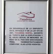 Pasadena Hostel