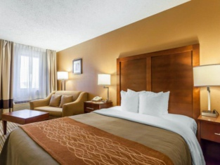 Comfort Inn Canton - Hall of Fame Hotel