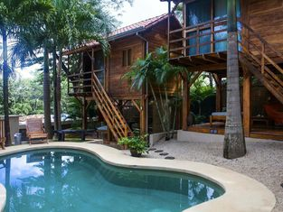 The Beach Bungalows - Digital Nomad Friendly - Adults Only