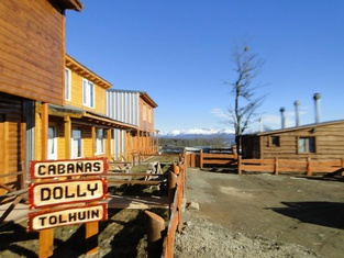 Cabañas Dolly Tolhuin