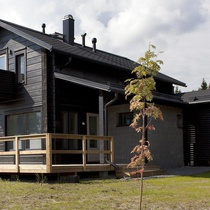 Helmikkäpolku Cottage
