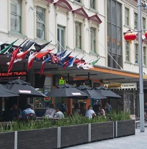 Queen Street Backpackers