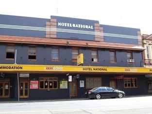 ナショナル ホテル トゥーンバ