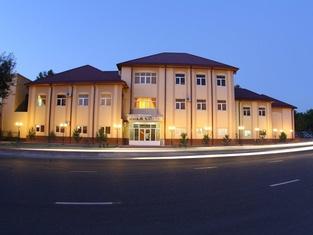 Hotel GalaOsiyo Samarkand
