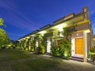 The Banyumas Villa