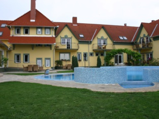 Wellness Hotel Kager Harkány