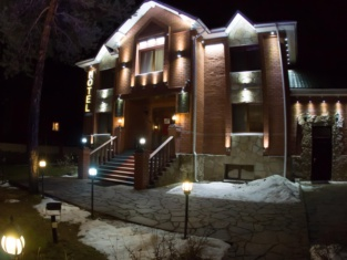 Ekaterinin Dvor Hotel