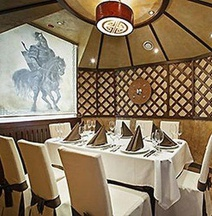 Отель «Мэргэн Батор»