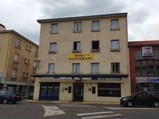 Hotel Le Midi Clermont-Cournon