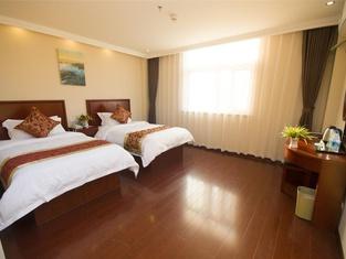 Greentree Inn Wanxiang Jiangshan Business Hotel