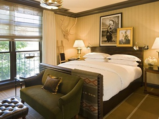 Hotel Jerome, Auberge Resorts Collection