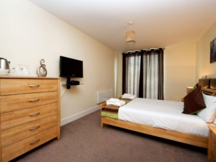 Staycity Aparthotels Birmingham City Centre Arcadian
