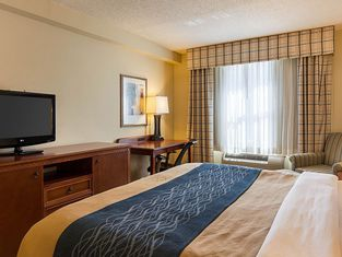 Comfort Inn & Suites Norfolk Airport South Virginia