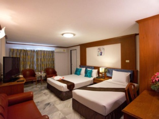 Chaipat Hotel Khon Kaen