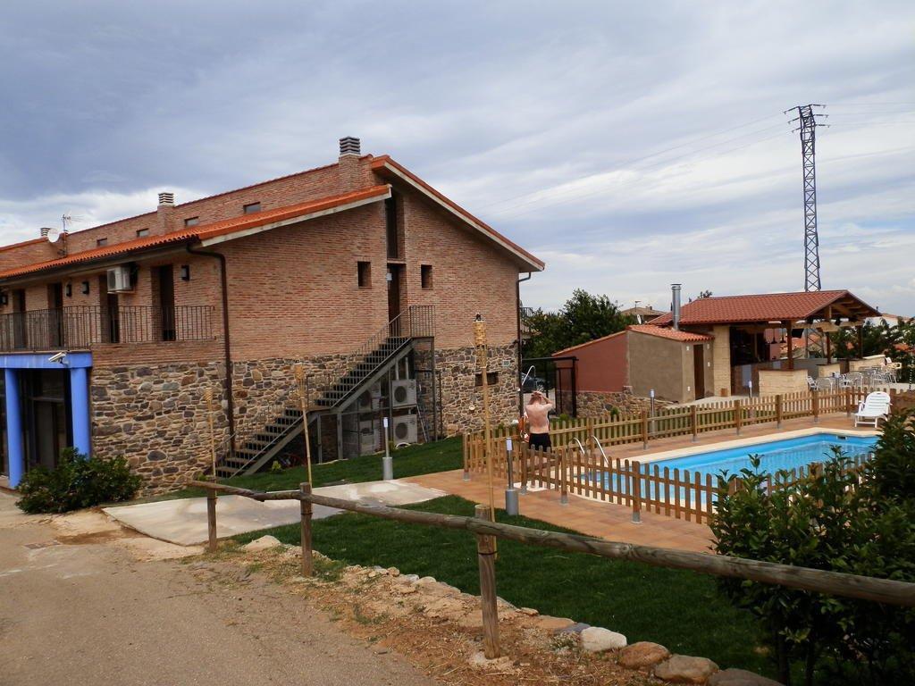 El Comendador Rural Hotel (Moncayo Mountain N.P., Spain)