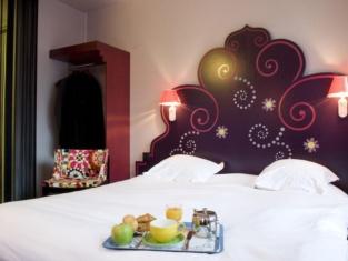 โรงแรมสเปลนดิด ซองทร์ การ์