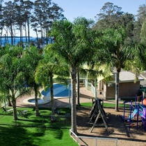 Pleasurelea Tourist Resort & Caravan Park