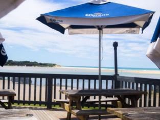 The Waterwheel Beach Cabins - Caravan Park