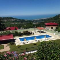 Blue & Green Villa Gursoy