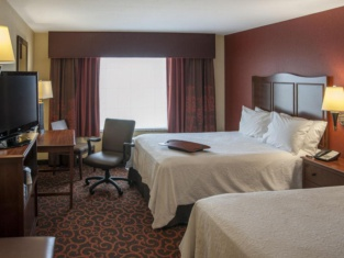 Hampton Inn & Suites Watertown