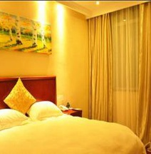 Greentree Inn Lianyungang Donghai New Bus Station Express Hotel