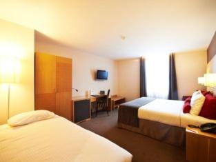 Hotel De La Couronne Liege