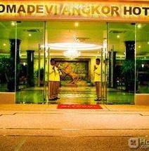โรงแรม&สปาโซมาเทวี อังกอร์