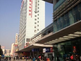 Vienna Hotel Wuxi Railway Station