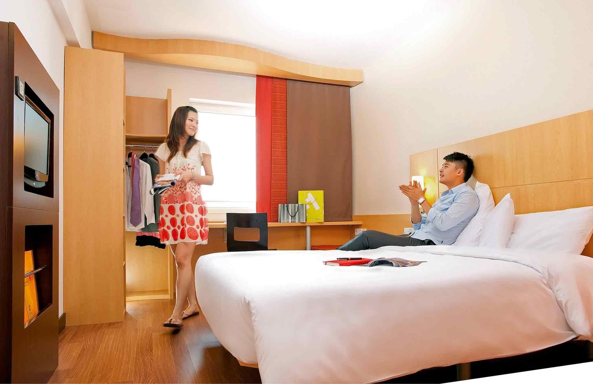 โรงแรมไอบิส สไตล์ อูฮั่น ออปติกส์ วัลเล่ย์ สแควร์