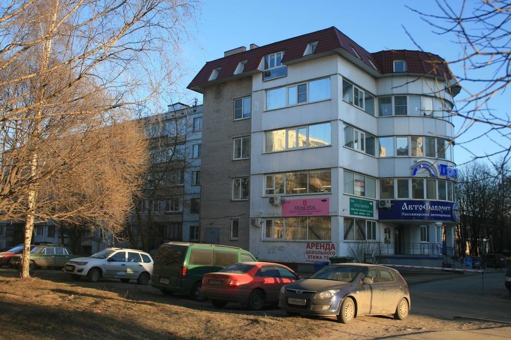 Apartment Favorit on Yubileynaya 69a