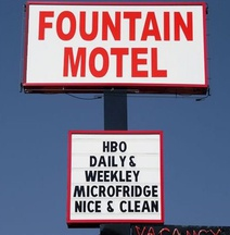 Fountain Motel Hot Springs