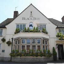 The Black Boy Pub & Hotel