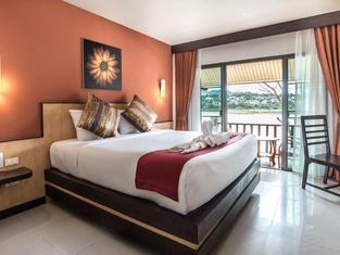 โรงแรมเชียงของ ทีค การ์เดน ริเวอร์ฟรอนต์