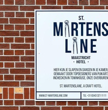 St. Martenslane Maastricht