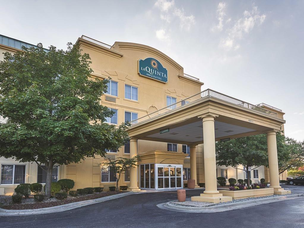 La Quinta By Wyndham Detroit Utica Utica Hotels Skyscanner