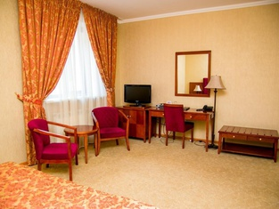 Hotel Nomad Palace